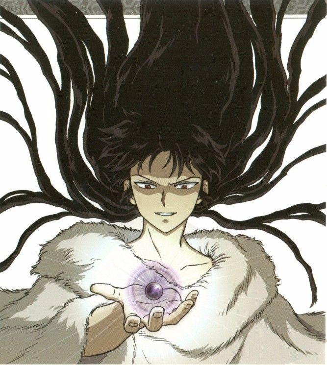 Inuyasha Jakotsu And Naraku: Anime, Inuyasha Fan Art, Inuyasha