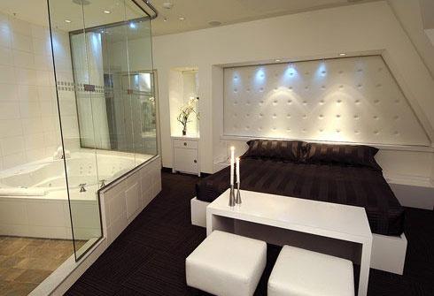 Suite de luxe La Columbia