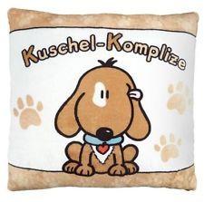 Sheepworld Plüsch Kissen  Kuschel - Komplize Plüschkissen Sofakissen Liebe love