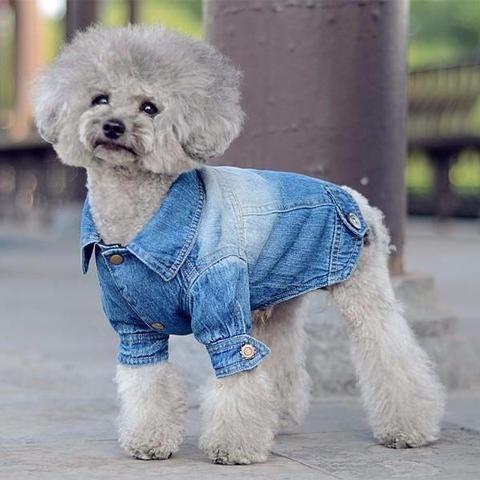 Light blue denim jacket