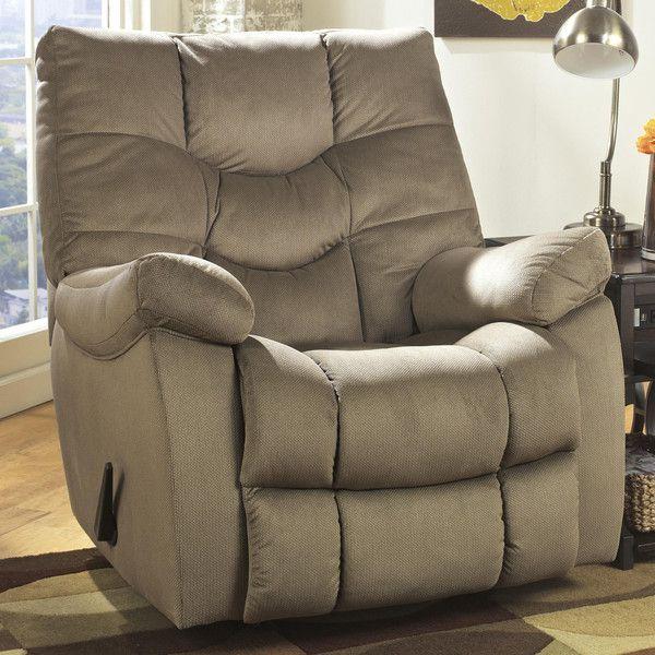 Living Room Decor On A Budget Landmark Recliner By Ashley Furniture At Kensington Furniture