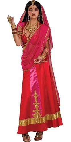 Карнавальные костюмы детские индийская принцесса