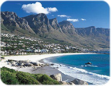 Camps Bay Beach, Cape town