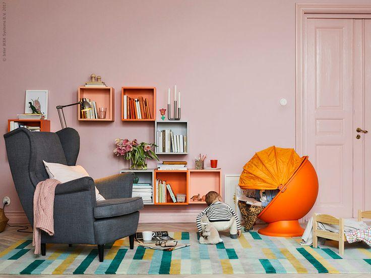 Årets katalog: Gör rum för livet   IKEA Livet Hemma – inspirerande inredning för hemmet