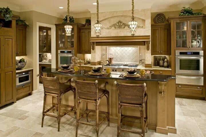 Huge kitchenHuge Kitchen