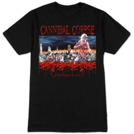 Cannibal Corpse: Eaten Back To Life (Tricou)