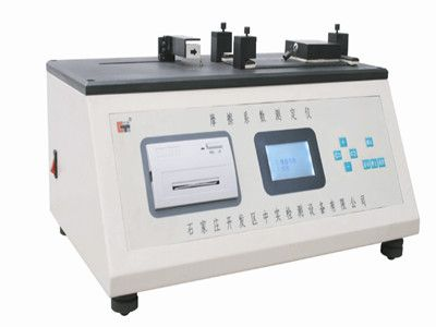 Frictional coefficient tester