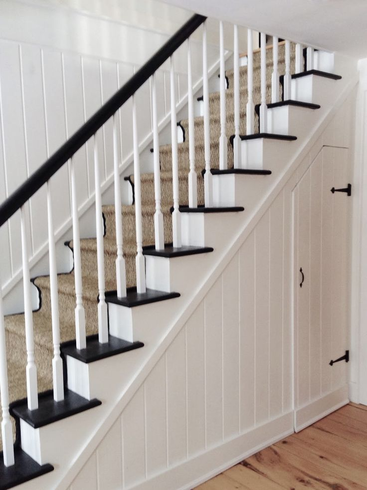 Best 25+ Black Staircase Ideas On Pinterest | Black Painted Stairs, Stairs  And Black Wooden Floor