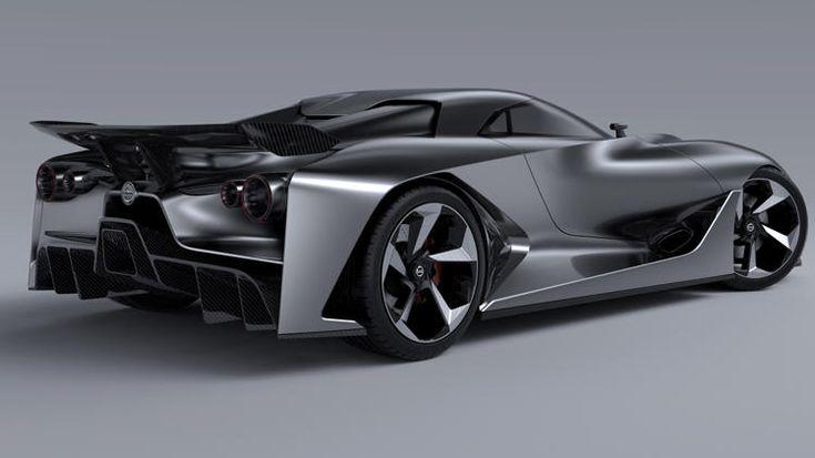 Nissan GT-R Vision Gran Turismo
