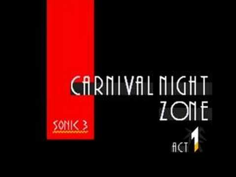 This is the music for act 1 of the Carnival Night zone in Sonic 3.