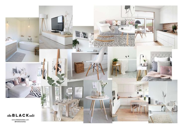 nordic scandi inspired e-design package - Scandinavian design, nordik interiors, scandi style, fresh and light decor, white and timber accents