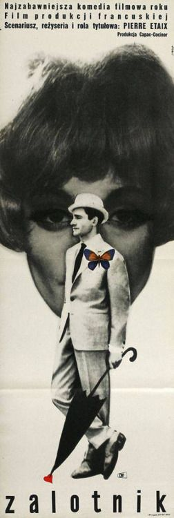 Pierre Étaix's The Suitor (1963).