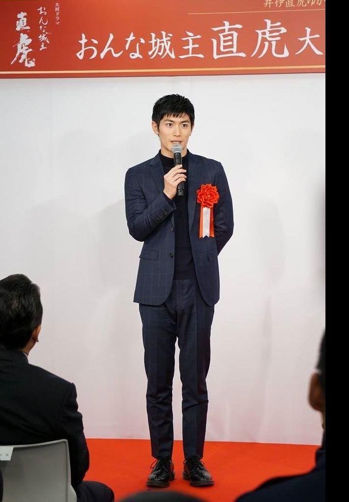 大河ドラマ館 オープニングセレモニー アミュさん Facebookより 公式追加 三浦春馬 アミュ 直虎