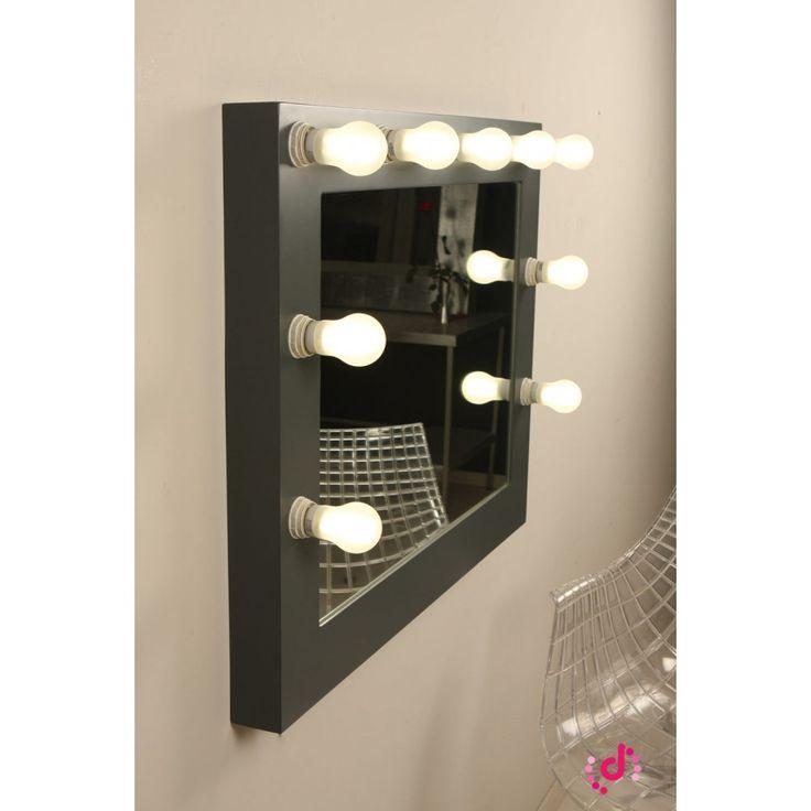 Las 25 mejores ideas sobre espejos horizontales en - Espejos de camerino ...