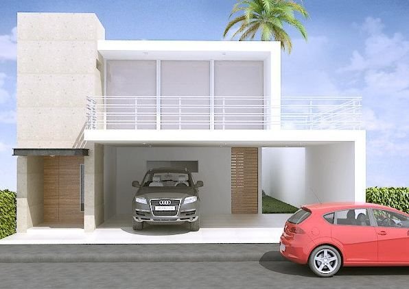 1000 ideas about colores de fachadas on pinterest - Fachadas de casas sencillas ...