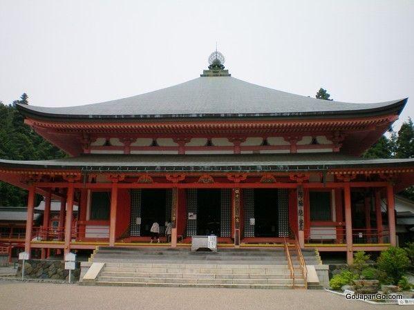 Hokkesoji-in, Enryakuji Temple