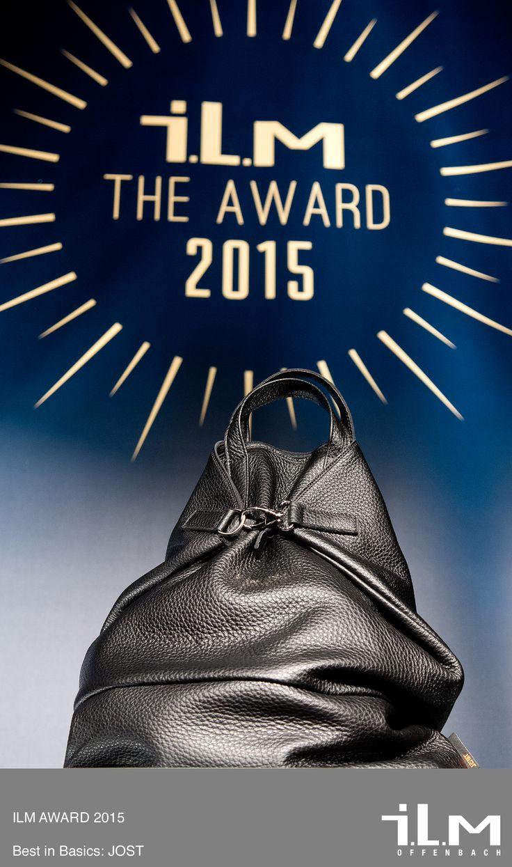 JOST Kopenhagen 3-Way-Bag = Gewinner ILM Award 2015