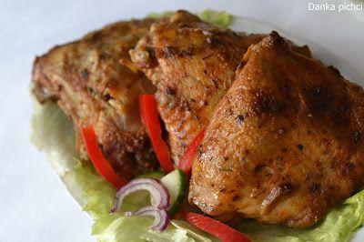 Danka pichci: Kurczak pieczony w majonezie i ketchupie