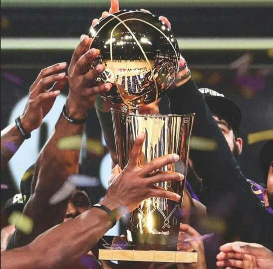 Los Angeles Lakers 2020 Finals World Champions Lakercrew In 2020 Lakers Los Angeles Lakers Magic Johnson