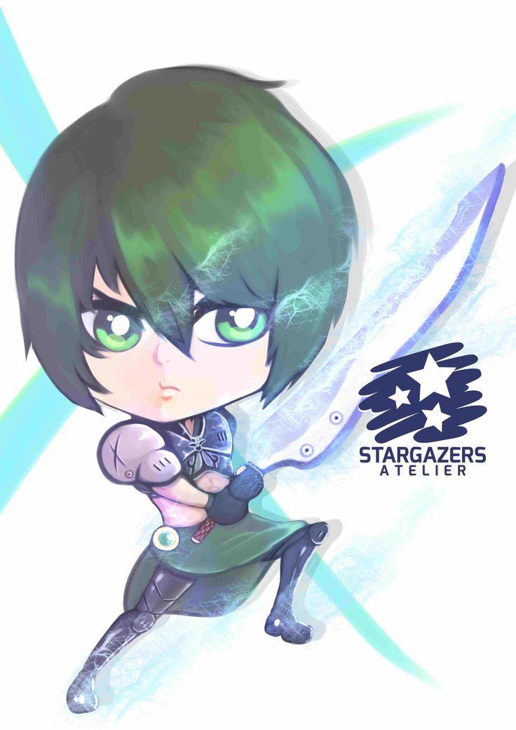 Ordinary Swordman