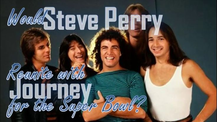 Would Steve Perry Reunite with Journey for the Super Bowl?