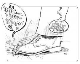 #Caricatura del Día, por #Bonil. Publicada el 19 de octubre del 2013.  Las noticias del día: www.eluniverso.com