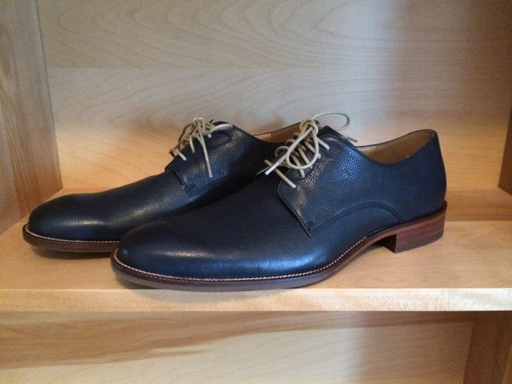 Navy Blue Cole Haan Oxfords from DSW