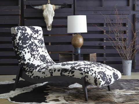 The Gorgeous Harlowe Chaise From Norwalk Furniture Available At Divine  Living.