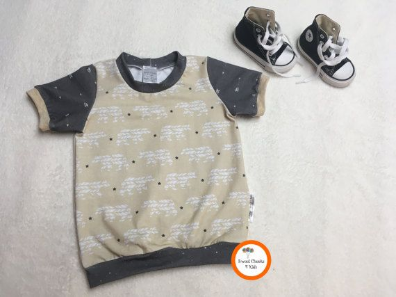 Outdoorsy Baby Shirt Hipster Baby Clothes Baby Clothing