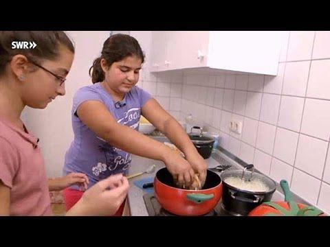 Jasmin kocht persischen Safran-Reis   Schmecksplosion   Kindernetz - YouTube