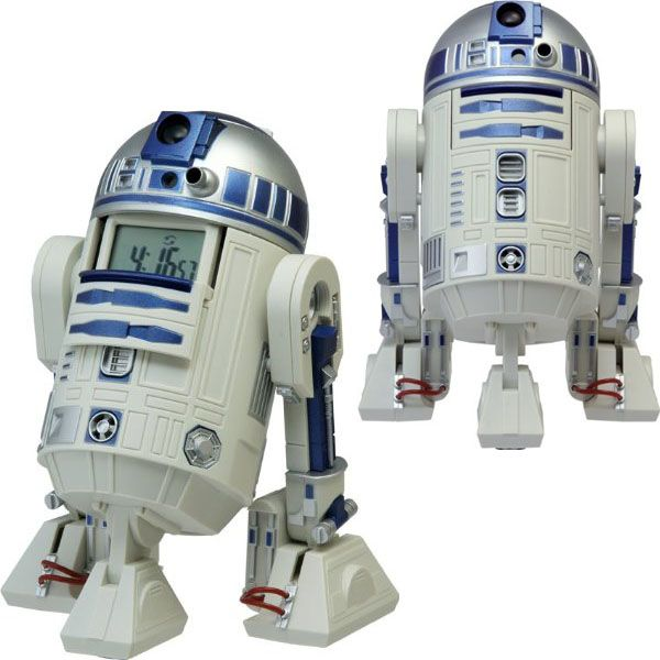 Star Wars R2-D2 Alarm Clock