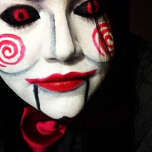 29 best Halloween makeup images on Pinterest | Halloween makeup ...