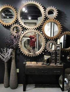 How to bring steampunk style into your bathroom