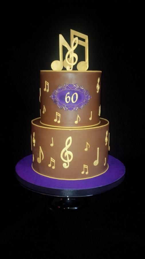 17 Best Ideas About 60th Birthday Cakes On Pinterest