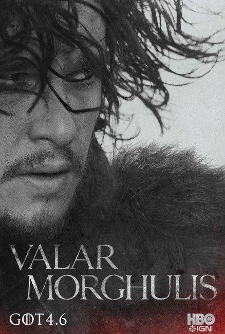 Valar Morghulis, Game of thrones saison 4