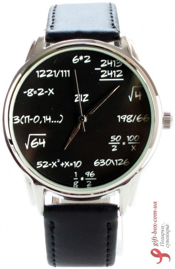 Наручные часы ZIZ «Математика»