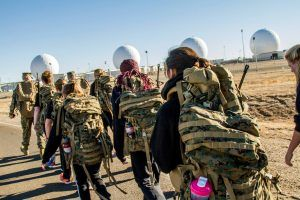 First Female Infantry Marines Join Their Battalion & Make History – American Military News