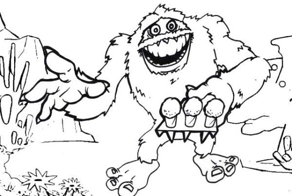 Printable Yeti Coloring Pages Free Coloring Sheets Snowman Coloring Pages Lego Movie Coloring Pages Fairy Coloring