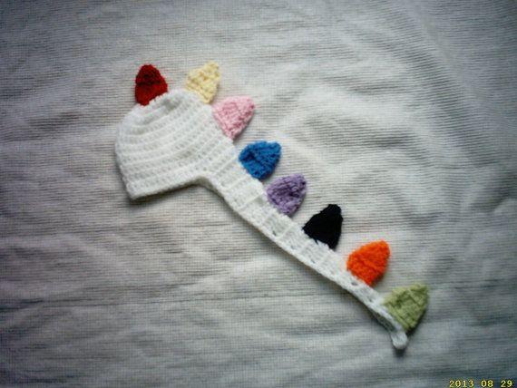 crochet dino hatnewborn dino hatdino girl hatdino by crochetfifi