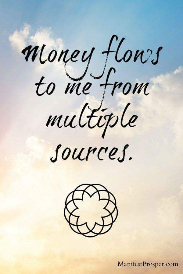 Here are four easy steps to manifest money using the law of attraction. 1. Think more thoughts in a day of abundance than of lack of money. 2. Be happy now, without the money. 3. Be truly grateful for everything you have now. 4. Give the best of yourself to others. Four easy steps. You can do them if you want it enough. www.rhondabyrne.com