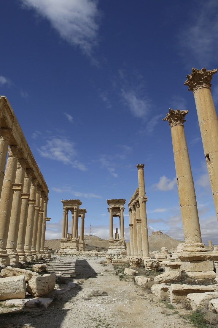Palmyra, ISIS Latest Conquest, Has Dark History Of State  Torture And Abuse-  ISTANBUL -- When Dr. Bara Sarraj heard that Islamic State militants had overrun the city of Palmyra and its ancient desert ruins, he began to cry.  But he wasn't crying over the World Heritage Site that now may be destroyed by hardline fighters keen on erasing history and selling off antiquities. Instead, his mind drifted to a place of nightmares just a stone's throw from Palmyra's tall, cream colored pillars…