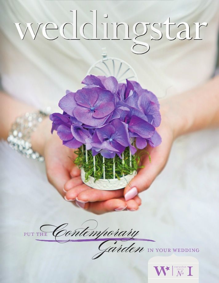 Our premiere lookbook: Contemporary Garden. Be inspired with this gorgeous styled shoot, exclusively here: http://issuu.com/weddingstar/docs/weddingstar-contemporary-garden-lookbook