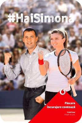 Sferturi la Wimbledon. #HaiSimona!
