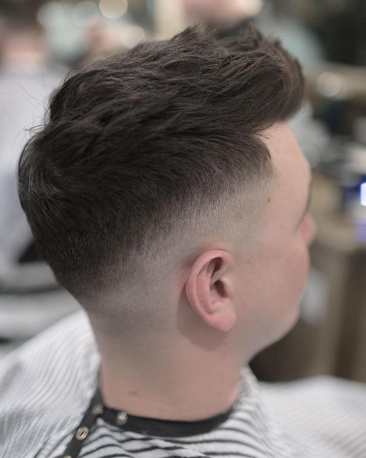 Boys Fade Haircuts: 25+ Best Ideas About Fade Haircut On Pinterest