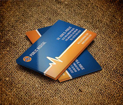 life line business card medical