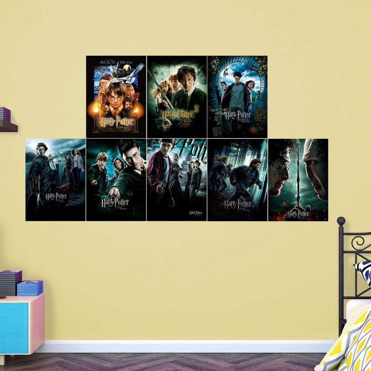 13 best Harry Potter fathead images on Pinterest | Wall decal, Wall ...
