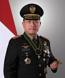 Moeldoko - Wikipedia bahasa Indonesia, ensiklopedia bebas