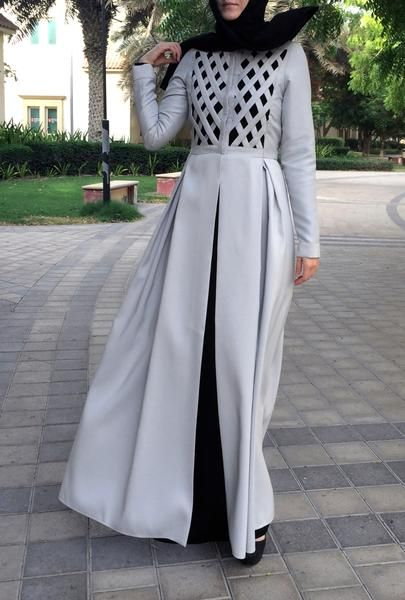 Exquisite Abaya Gown