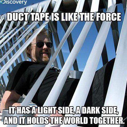 MEME - Duct tape