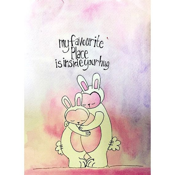 Various inspirational prints from original by LilyandGingerCandles